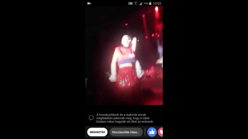INNA @ Coca Cola Song (Summer Spring Festival Дьёр, Венгрия) 02.06.2018
