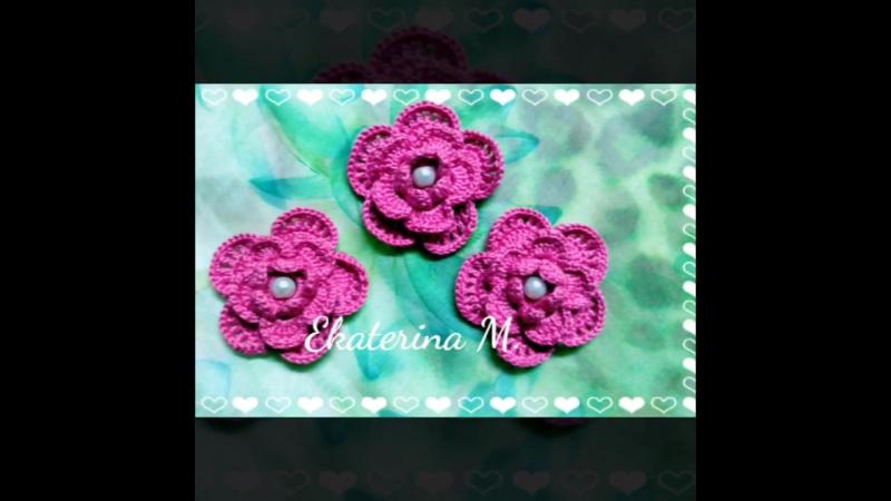 цветы для ирландского кружева