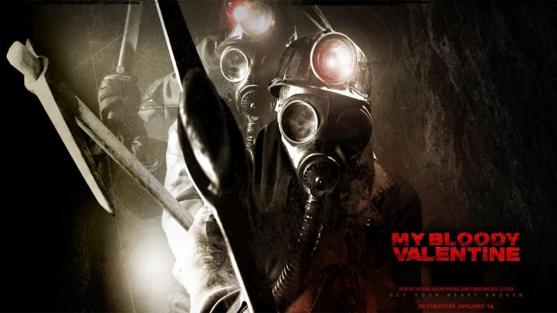 Мой кровавый Валентин / My Bloody Valentine