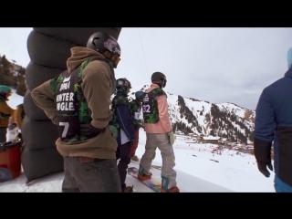 Gorilla winter Jungle 2k18 - Action Clip