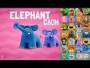 Говорящая азбука ABC Talking Animals Русский Алфавит/ English alphabet