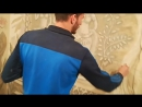 Барельеф/Роспись стен/SPA CENTRE Delihara/Краснодар/ часть 3