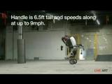 Handle - jumping wheeled robot Boston Dynamics. Прыгающий робот  копия
