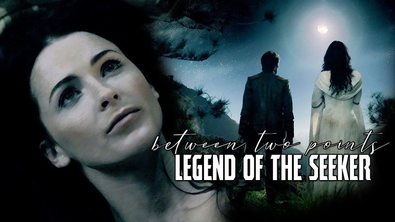 Legend of the seeker | between two points