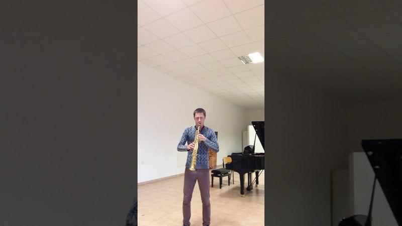 Violin Sonata in G minor Devil's Trill Sonata cadenza Nikita Zimin