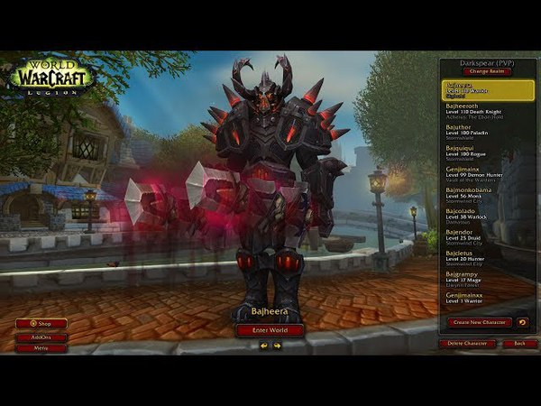 Bajheera - Full 965 iLvl Fury Warrior 42-0 Twin Peaks Massacre - WoW Legion 7.3 Warrior PvP
