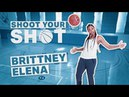Under Armour - Shoot Your Shot with Brittney Elena (Music by V-Sine Beatz)