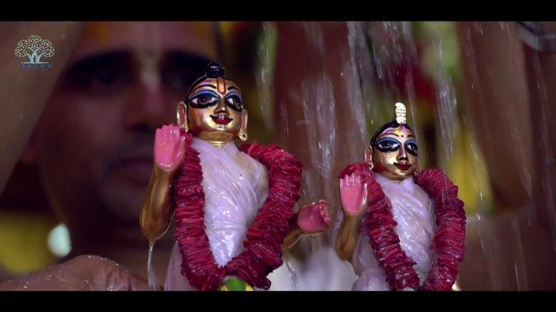 Ram Navami celebration at ISKCON JUHU