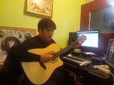Asqar_Erejepov__Sağindim (para gitarist) Асқар_Ережепов__Сағындым (Пара гитарист)