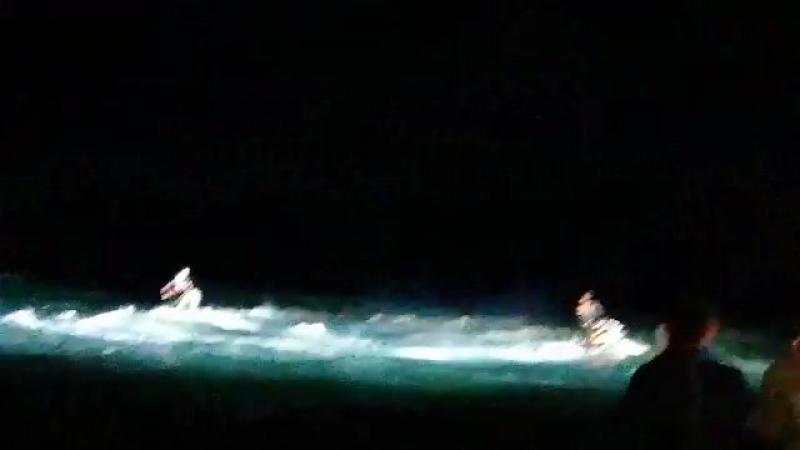 МК в Хорватии. Приветственная вечеринка. Шоу на море » Freewka.com - Смотреть онлайн в хорощем качестве