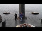 Самая большая подводная лодка в мире (Акула)