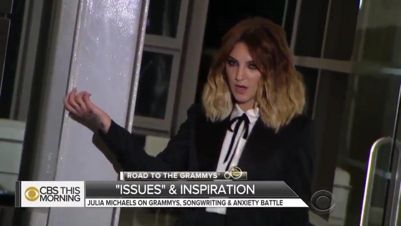 Джулия Майклз - Heaven (интервью)