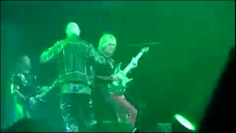 Judas Priest - EPITAPH - Live @ Stadium Live, Moscow 18.04.2012