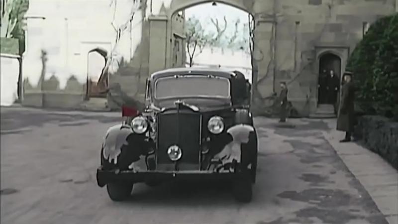 И.В.Сталин в Крыму, февр. 1945, Ялтинская конф-я