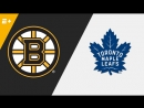 EC / Round 1 / Game 4 / 19.04.2018 / BOS Bruins @ TOR Maple Leafs