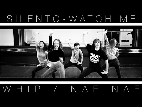 Silento - Watch Me (Whip/Nae Nae) WatchMeDanceOn   @ItsChrisClark