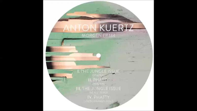 Anton Kuertz -- Phatty (Camiel Daamen Remix)