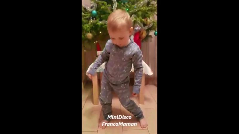 MiniDisco La danse de pingouin