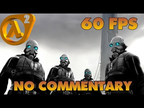 Half-Life 2: The Masked Prisoner - Full Walkthrough 【NO Commentary】