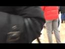 Депутат от ЛДПР Василий Власов с Молодежной Организацией ЛДПР в г.Рязань, на Празднике Масленицы.