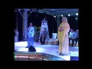 Чеченка Макка Межиева замужем за азербайджанцем