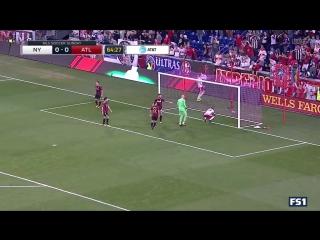 Highlights: new york red bulls vs atlanta united | 15.10.17