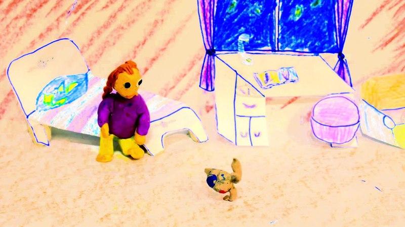 Встреча с инопланетянином | Соня Унагаева 9 лет | Сквирел | МультСтудия Академия Волшебников, т 89