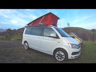 Тест-Драйв Volkswagen Multivan T6 2018 California. Старый или Новый Фольксваген