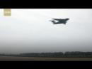 Воздушно десантные войска НОАК впервые отработали десантирование с тяжелого военно транспортного самолета Юнь 20