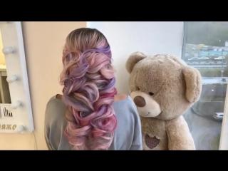 Греческая коса для вас, красавицы 💫