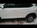 Этот Hyundai настолько ослепительно белый, что его можно не заметить на фоне белого снега🙈 . Вот так, люди доверяют нам свои ну
