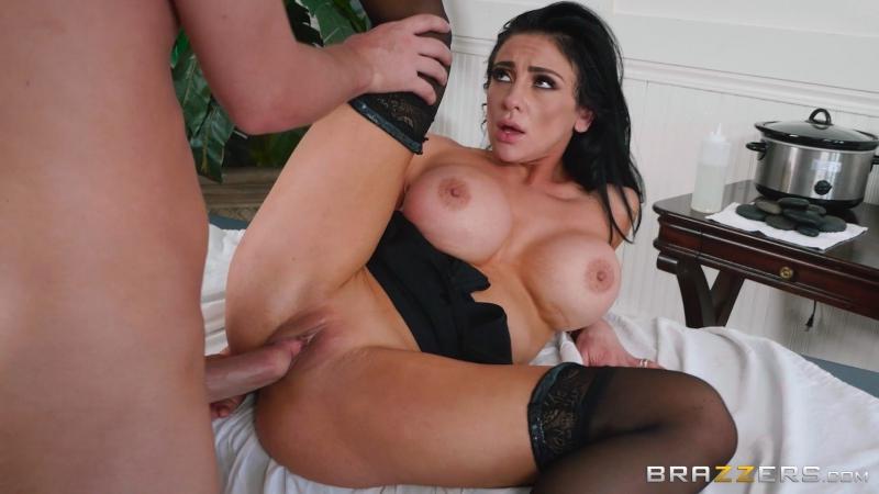Audrey Bitoni ( Lets Get Physical ( Therapy)) 2018, Big Tits, Blowjob POV, Work Fantasies, HD
