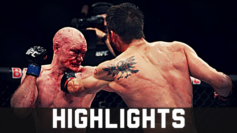 Carlos Condit vs. Martin Kampmann 2 ● Fight Highlights ● HD