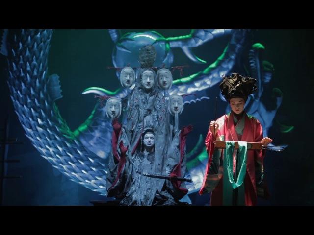 Театриум на Серпуховке. Трейлер2 Меч самурая