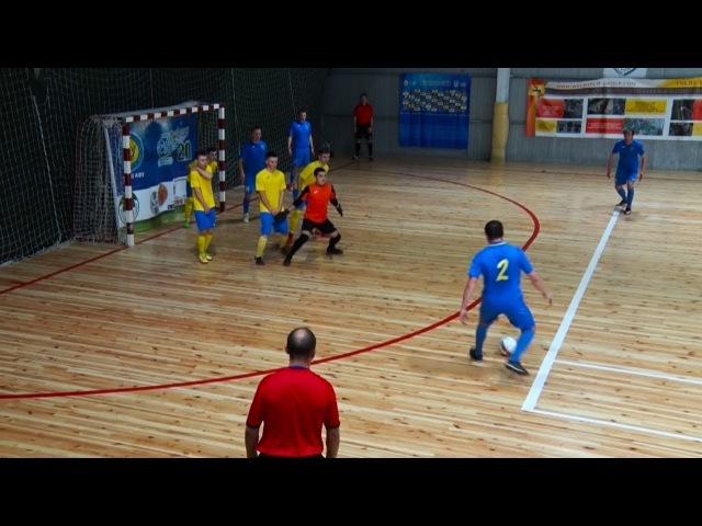 «ІнБев» розгромив «Форцу», «Атлет-Житомир» переміг «Грантех» огляд матчів