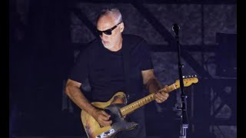 David Gilmour - Run Like Hell Pompeii 2016