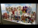 Музей старинных игрушек. Коллекция кукол Барби. Прага Чехия