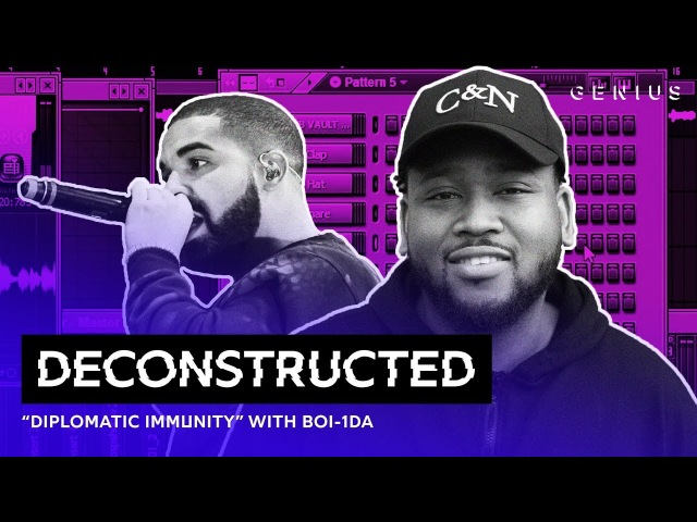 The Making Of Drake's Diplomatic Immunity With Boi-1da | Deconstructed