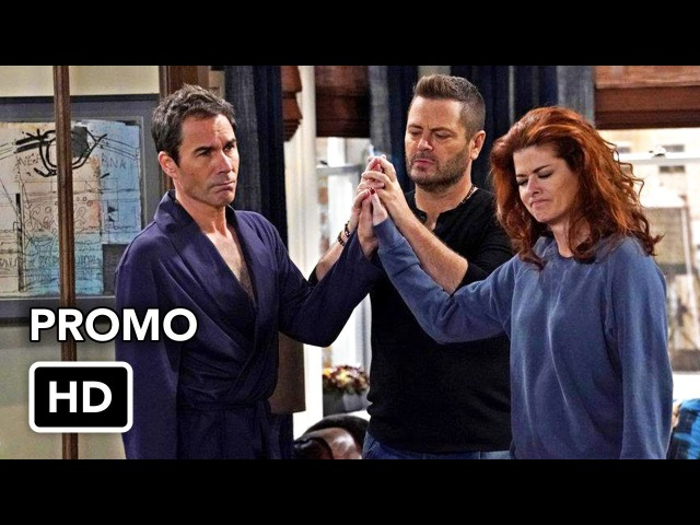 Will Grace 9x08 Promo Friends and Lover (HD)