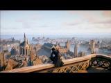 Как выглядел Assassin's Creed: Unity до выхода? / AC: Unity до и после / какой игра была и стала!