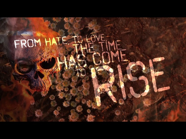 The Dead Daisies - Rise Up (Artwork Video)