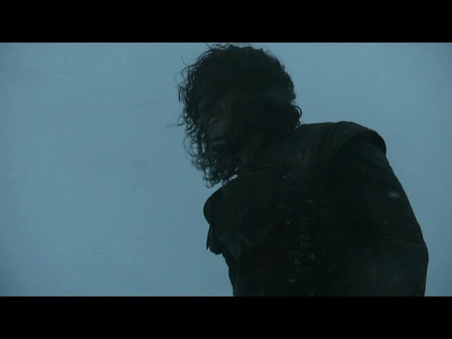 Game of Thrones Игра престолов 5 дождь