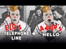 TELEPHONE LINE HELLO ELO Adele Smoosh Up