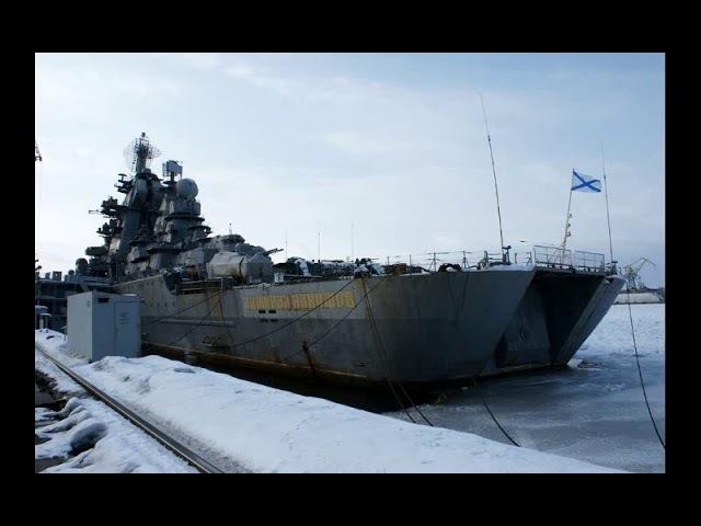 Ракетные крейсеры ВМФ России ВПАДАЮТ В КОМУ