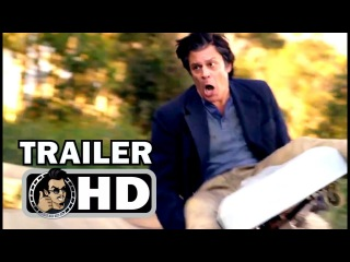 ACTION POINT Official Trailer #1 (2018) Johnny Knoxville Jackass Fails Comedy Movie HD