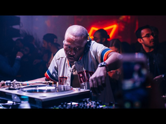 Marcellus Pittman | Boiler Room BUDx New Delhi DJ Set