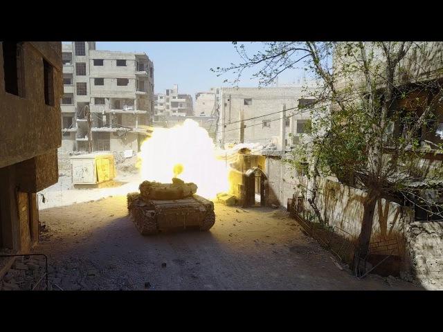 [Syria] Eastern Ghouta. On the outskirts of Kafr Batnа | Восточная Гута. Окраины Кафр Батны. Опубликовано: 20 мар. 2018 г.