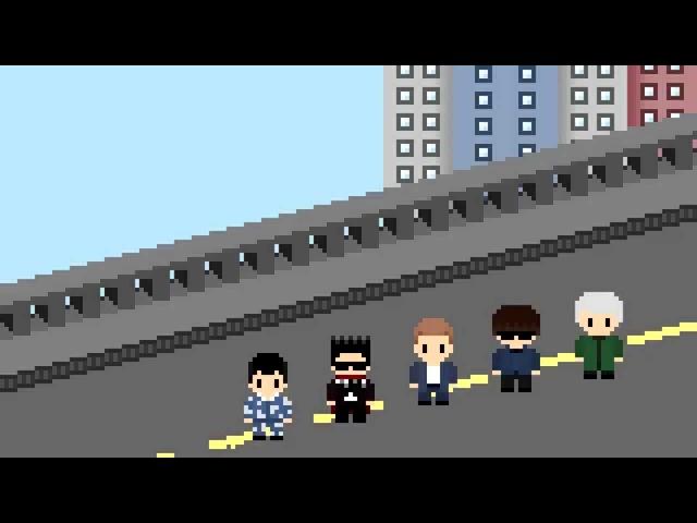 8 BIT BIGBANG LOSER