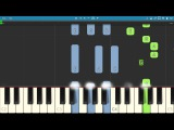 Fat Joe, Remy Ma - All The Way Up - Piano