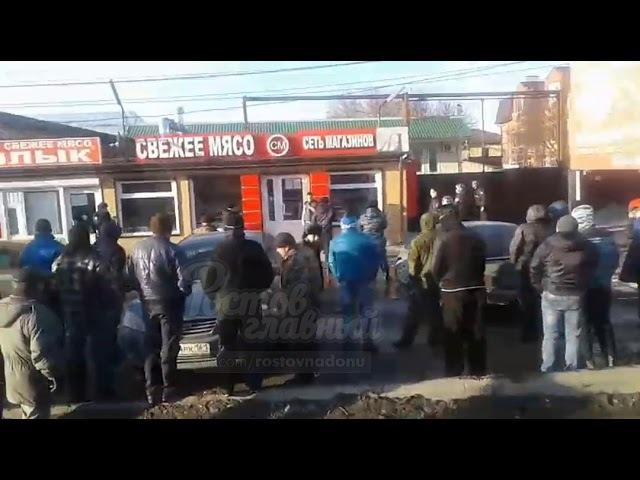 Преступника заковали в наручники 6.3.2018 Ростов-на-Дону Главный